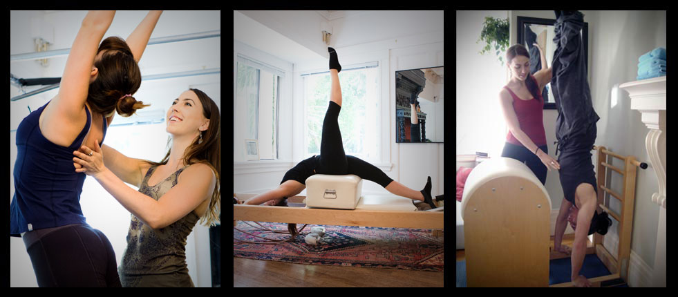 Alicia of Rebel Pilates. 'Physical fitness is the first requisite of happiness.' – Joseph H. Pilates